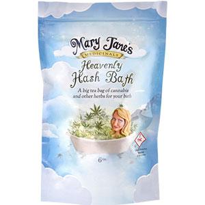 Mary Jane's Heavenly Hash Bath
